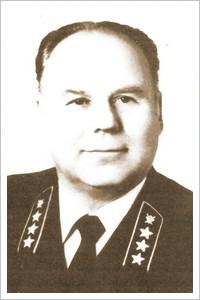 Баженов Николай Александрович