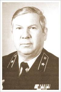 Баулин Юрий Максимович