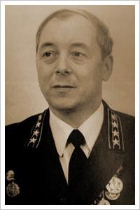 Волин Сергей Владимирович