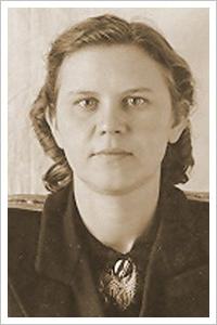 Евдокимова Вера Александровна