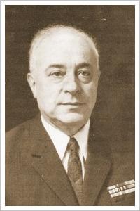 Каганович Исаак Бенцианович