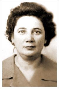 Лысенко Муза Дмитриевна