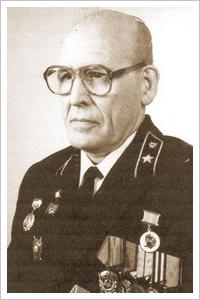 Любимов Юлий Дмитриевич