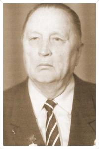 Меженцев Николай Захарович