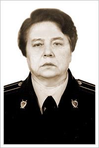 Миронова Эльвира Алексеевна
