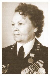 Морозова Мария Федоровна