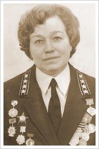 Неженцева Анна Петровна