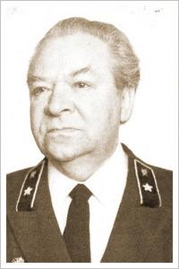 Однолетков Георгий Алексеевич