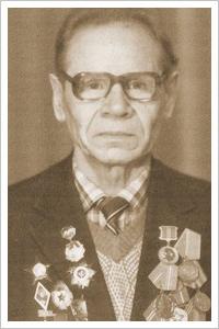 Подгорнов Петр Николаевич