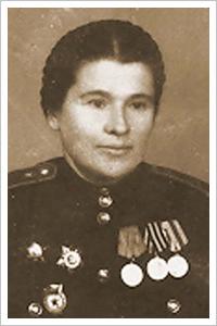 Сергеева Людмила Федоровна