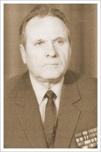 Ходыревский Сергей Матвеевич