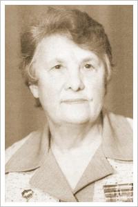 Широковская Анна Ивановна