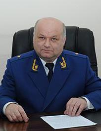 Заместитель прокурора Москвы