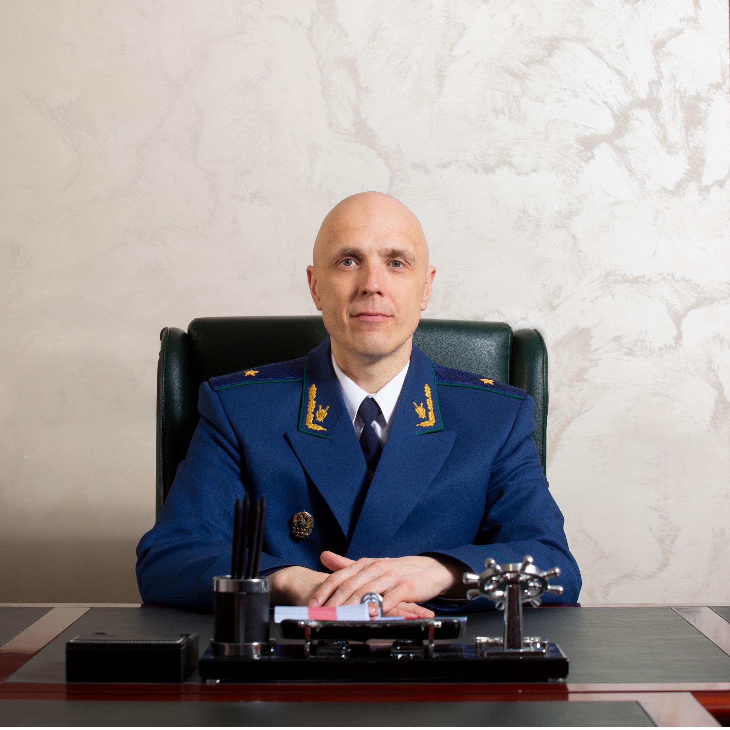 Первый заместитель прокурора Москвы