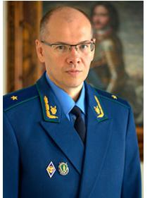 Первый заместитель прокурора Московской области