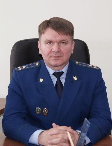 Заместитель прокурора Ярославской области