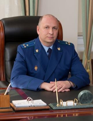 Первый заместитель прокурора Ярославской области