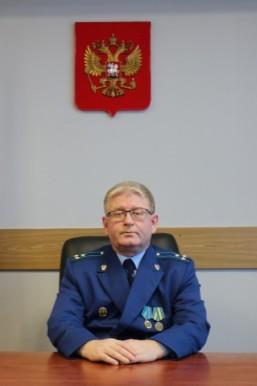 Заместитель Северо-Западного транспортного прокурора