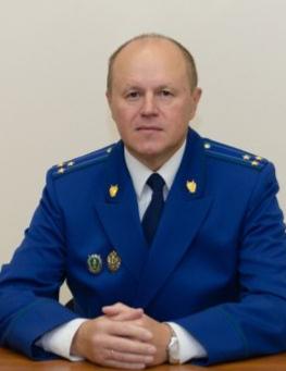 Первый заместитель прокурора НАО