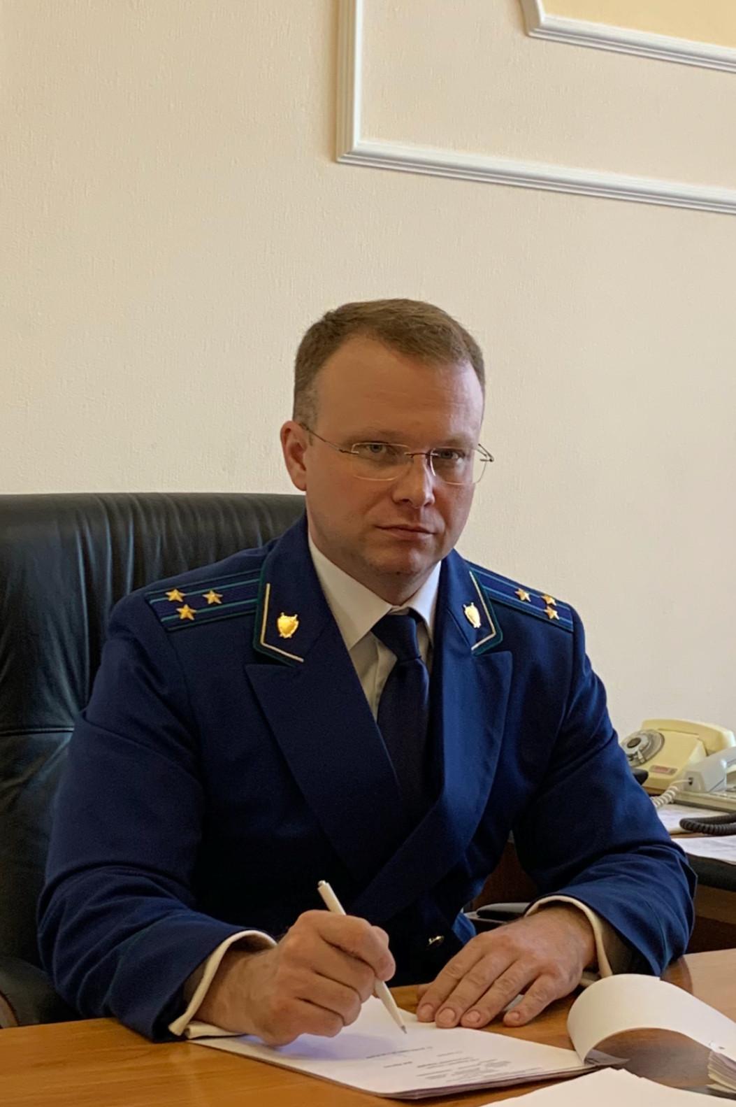 Заместитель начальника управления  - начальник отдела по надзору  за исполнением федерального законодательства
