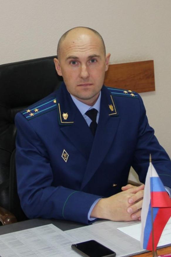 Заместитель прокурора Курганской области