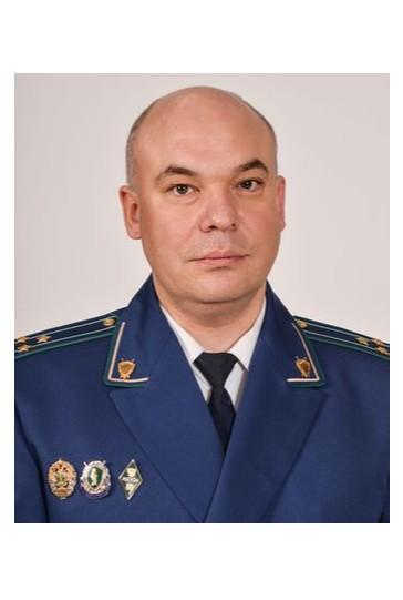 Заместитель прокурора Свердловской области