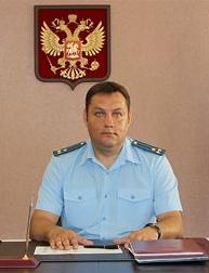 Первый заместитель прокурора Иркутской области