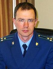 Заместитель прокурора Иркутской области