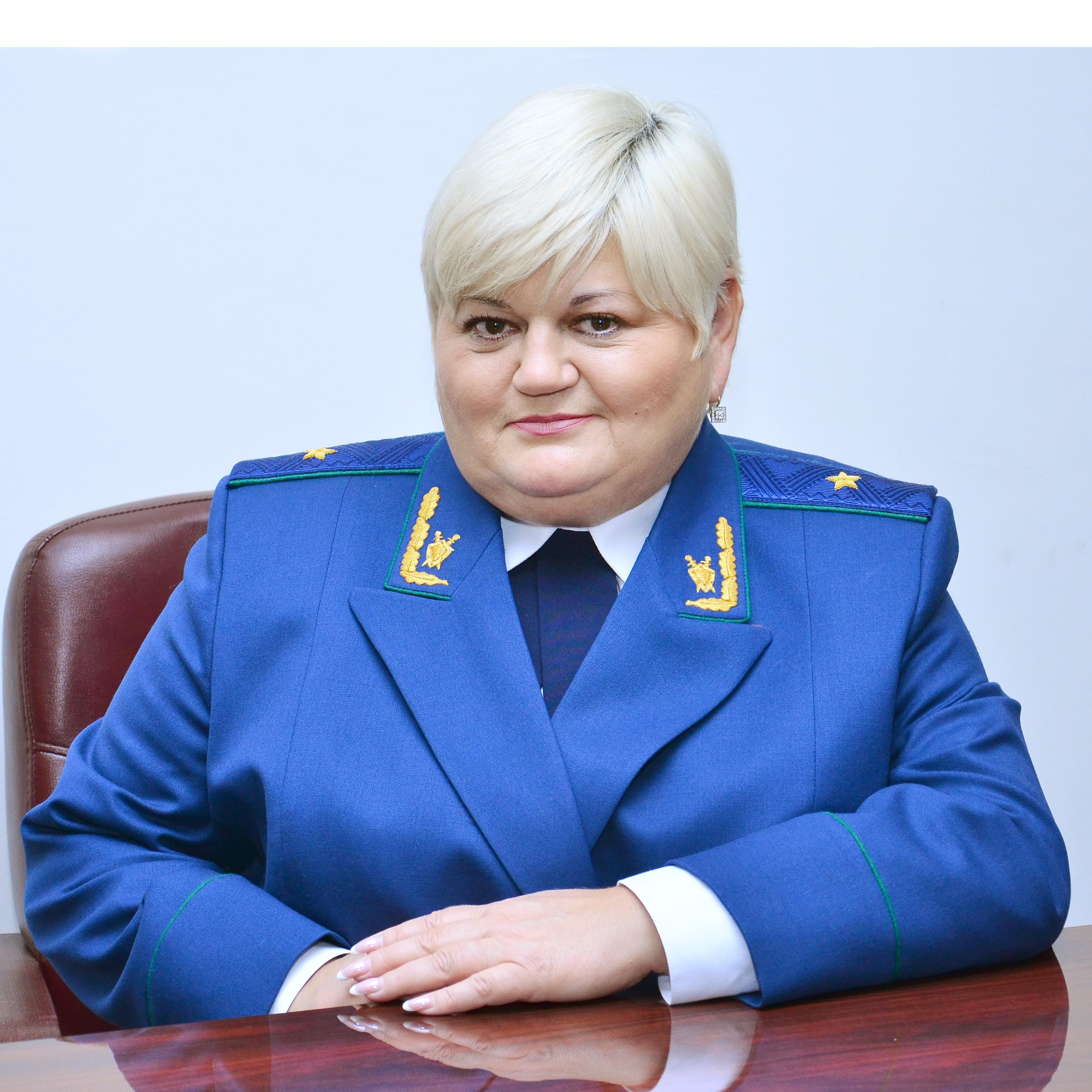 Первый заместитель прокурора области