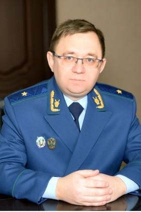 Первый заместитель прокурора Алтайского края