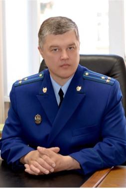 Заместитель прокурора Алтайского края