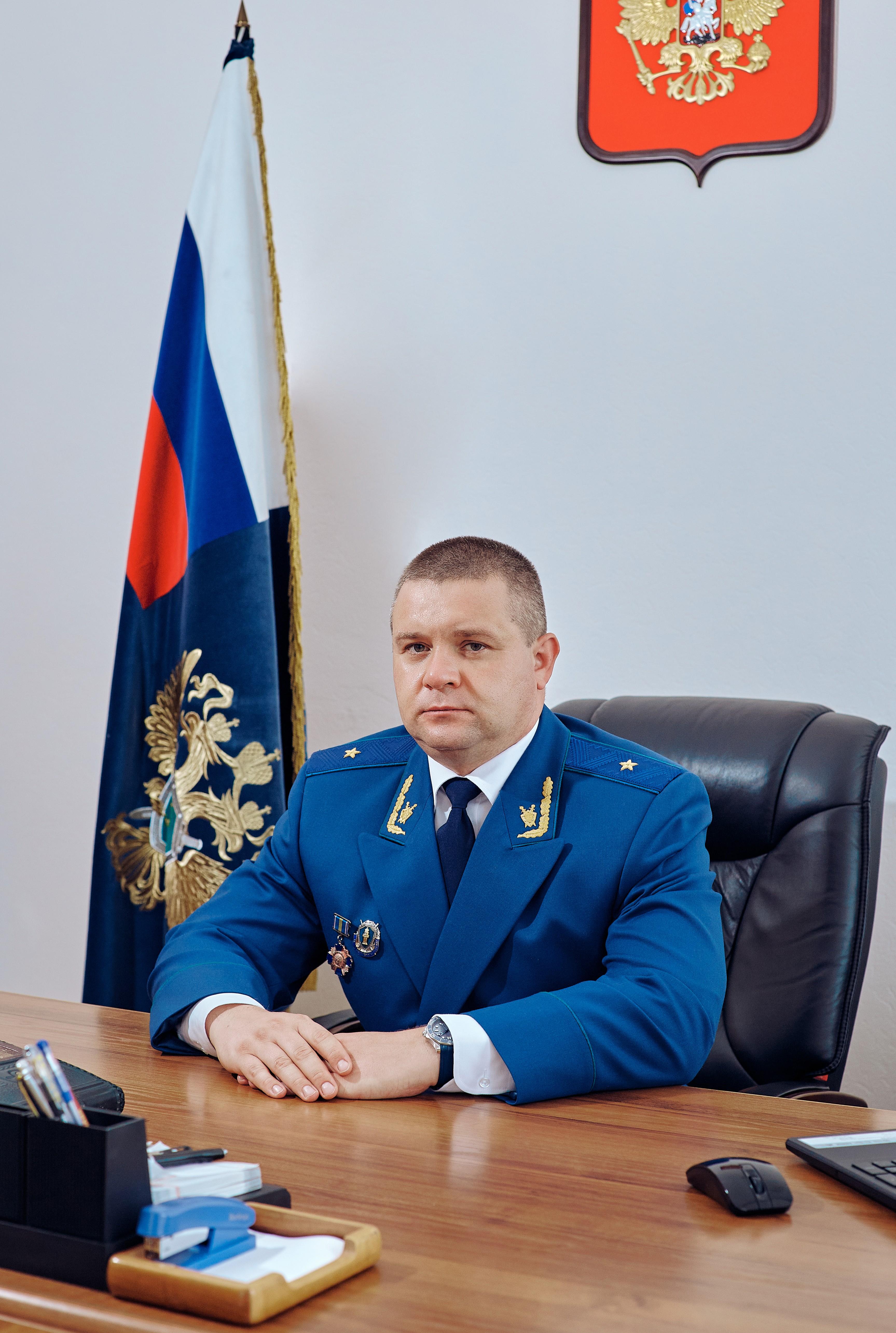 Первый заместитель прокурора Республики Тыва