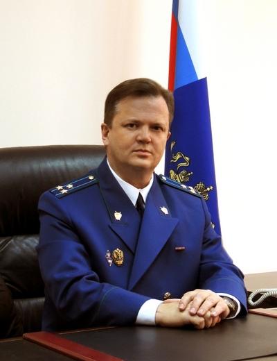 Первый заместитель прокурора Томской области